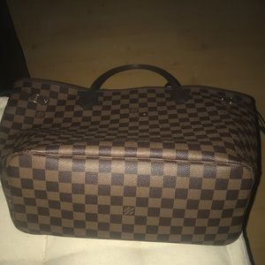 Louis Vuitton Neverfull Pink